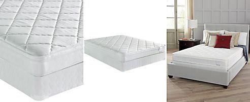 Best Macybed Essentials Ltd Cushion Firm Pillowtop Full 400 x 300