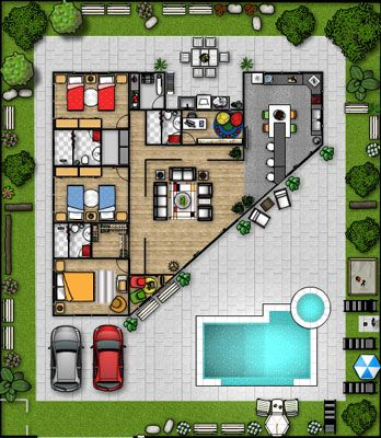 Arrange your furniture virtually before you move the couch - Rearrange my room virtual ...