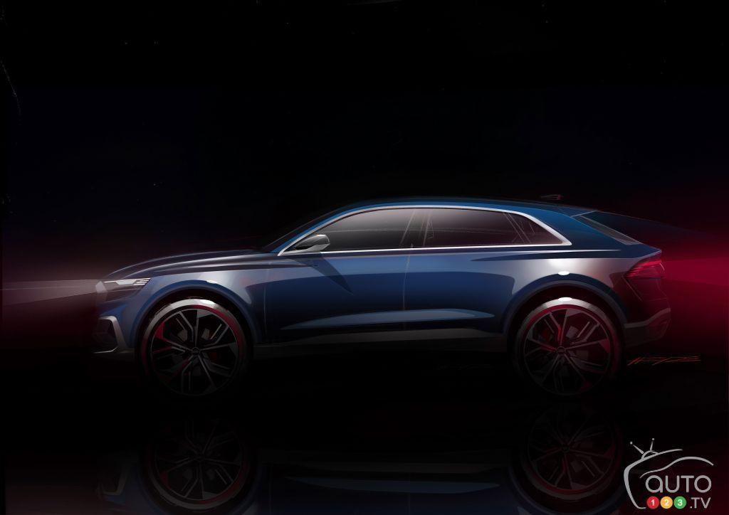 Audi Q Concept To Be Revealed At Detroit Auto Show Car News - Audi car insurance
