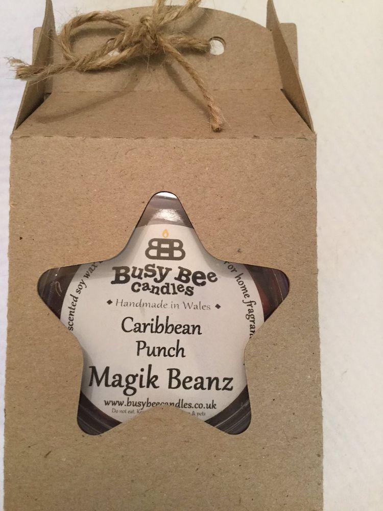 Magik Beanz Amazingly Fragrant Mini Wax Tart Melts Soy Home Fragrance New | eBay