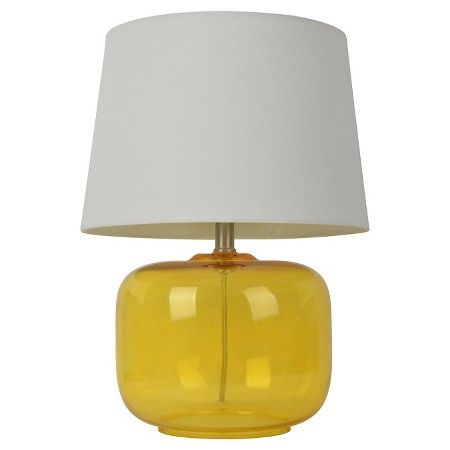 Glass Table Lamp  Pillowfort™  Target  The New Place Enchanting Cheap Table Lamps For Living Room 2018