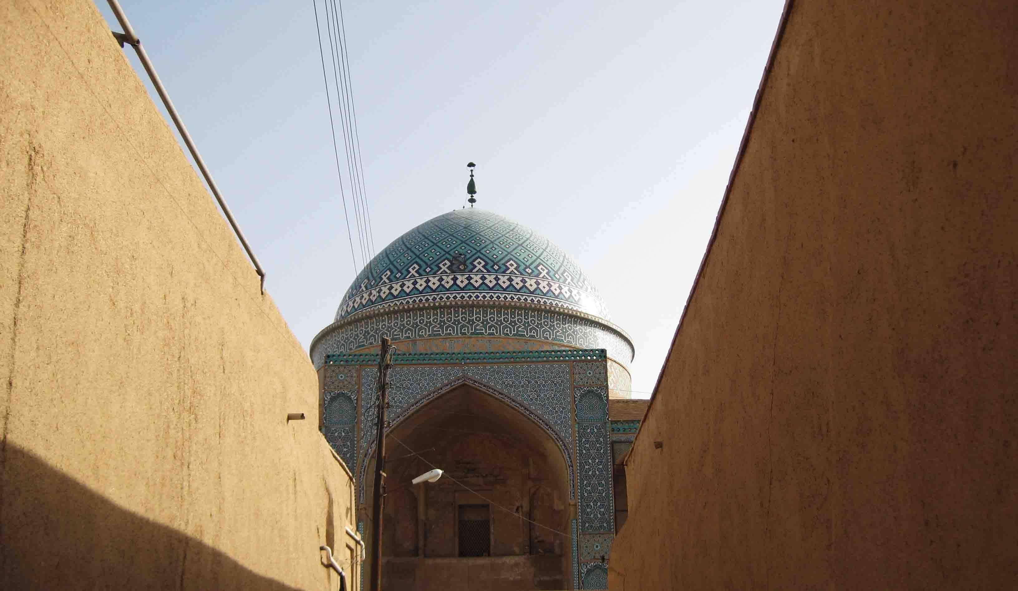 Sayyid Rukn al-Din Mosque - Yazd