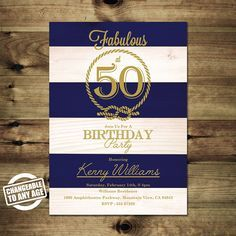 Pin By Lucile Schmidt On Birthday Pinterest Birthday - Nautical birthday invitation ideas