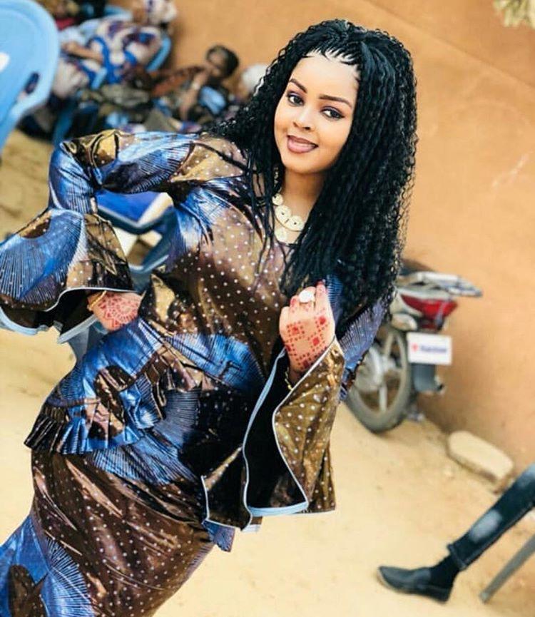 Les Belle Filles Nigeriennes Sur Instagram Team Niger