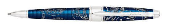 Cross Special Edition Year of the Snake - Prosperity Blue Ballpoint Pen