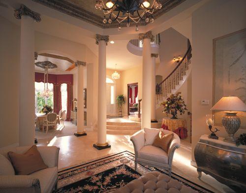 Chateau Beaujolais House Plan - 4429