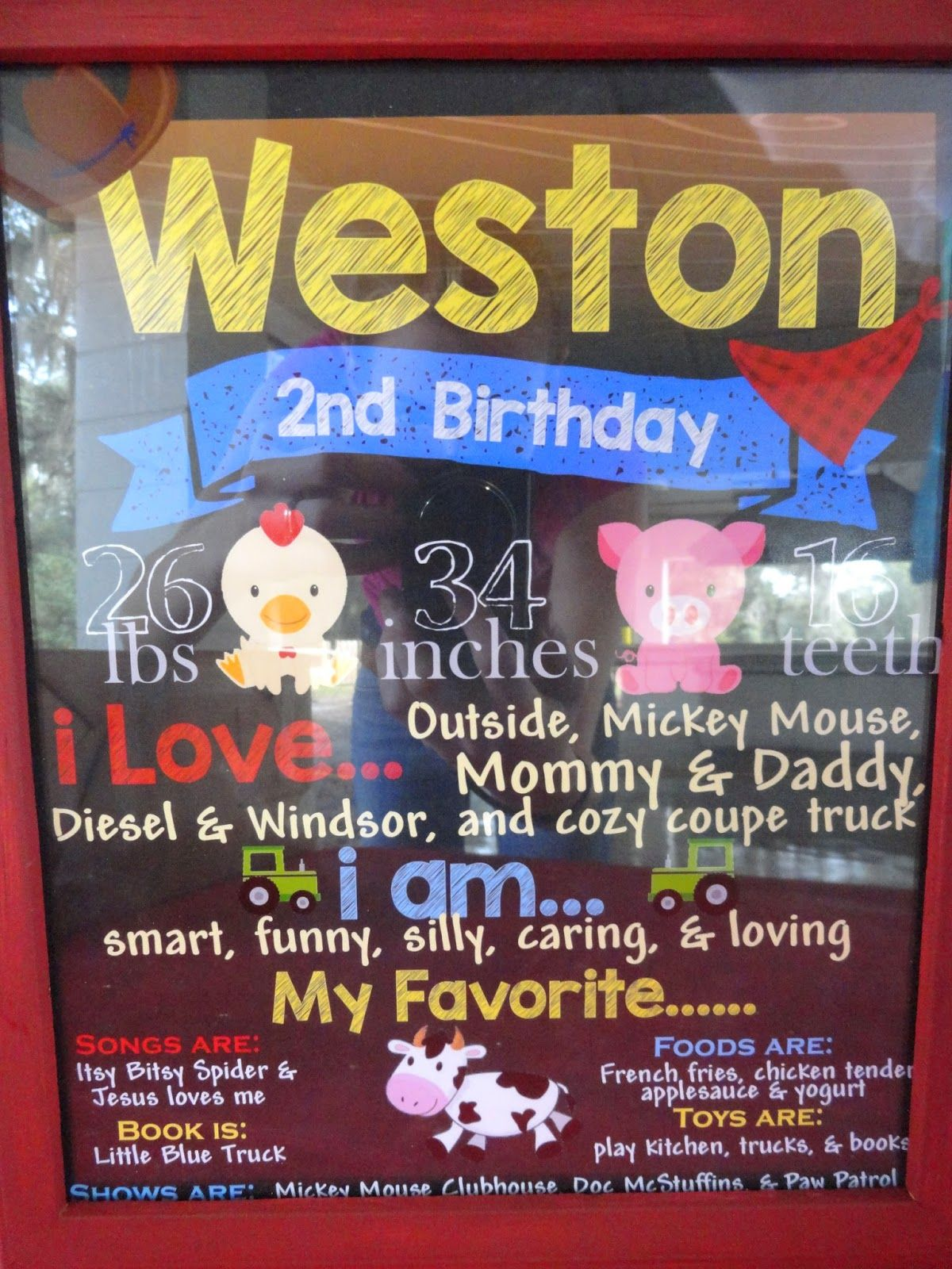 The Best Family Boy Birthday Parties 2 Year Old Birthday Party Farm Birthday