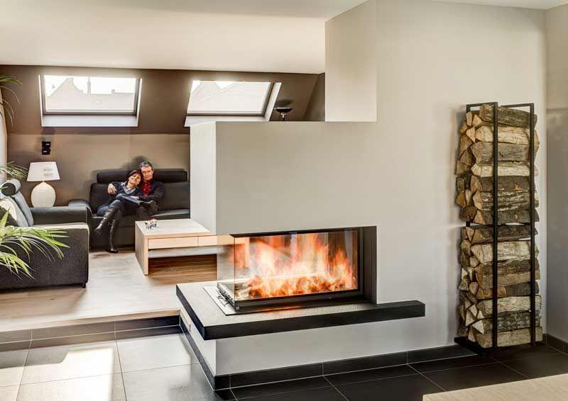 Holzaufbewahrung Wohnzimmer ~ Holzaufbewahrung kamin pinterest holzaufbewahrung