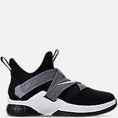 accae5e28ba5 Boys  Big Kids  Nike LeBron Soldier 12 SFG Basketball Shoes ...