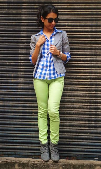 Live-Love-Dressup: Lime Green Pants