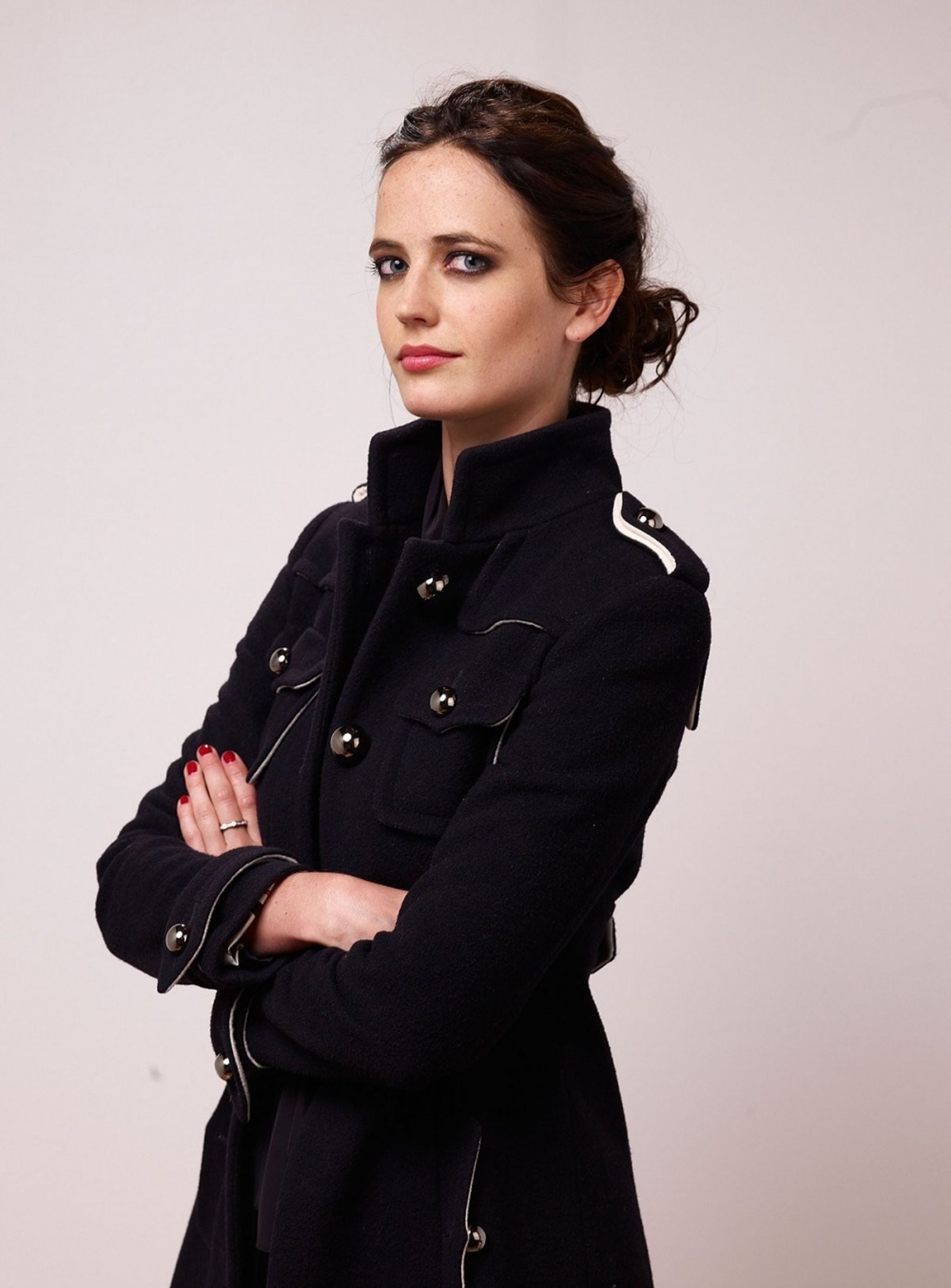 Image result for Eva green in uniform