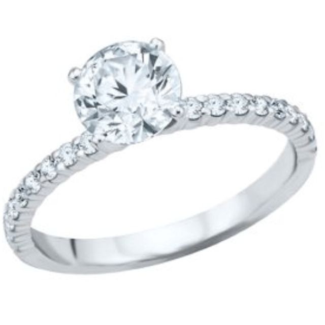 everything I want in a ring!! Just perfect!