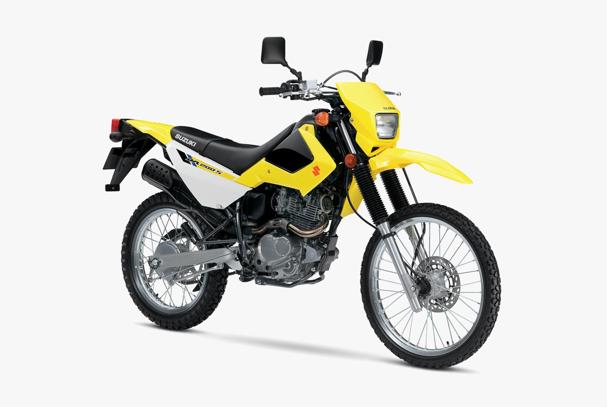 The 16 Best Motorcycles For Shorter Riders Suzuki Dr650 Dr650 Suzuki