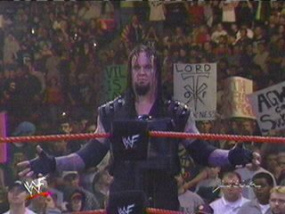 Undertaker & The Acolytes vs Test, Ken Shamrock & The Big