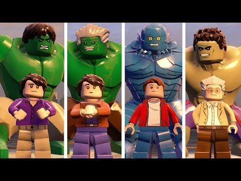 Stan Lee Vs Curt Connors Battle Lego Marvel Super Heroes Youtube In 2021 Lego Marvel Lego Marvel S Avengers Marvel