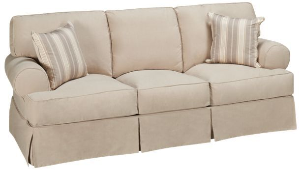Synergy Montague Montague Queen Sleeper Sofa with Slipcover