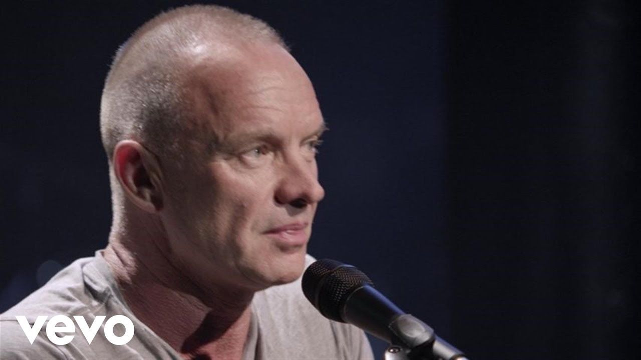 Sting What Say You Meg Live At The Public Theater Youtube