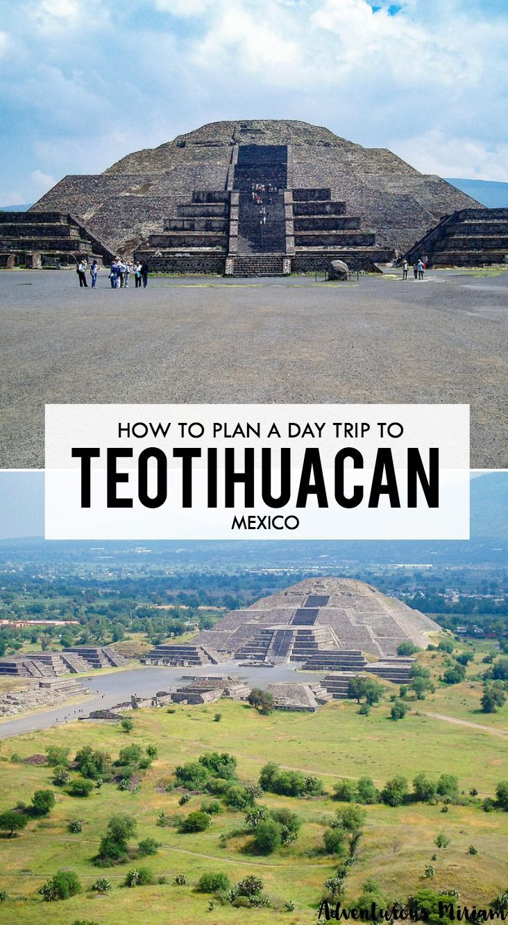 Teotihuacan is no ordinary place. It is ancient, shrouded in mystery, and once Mesoamerica's greatest city. Here's how to plan a day trip to Teotihuacan Pyramids from Mexico City.