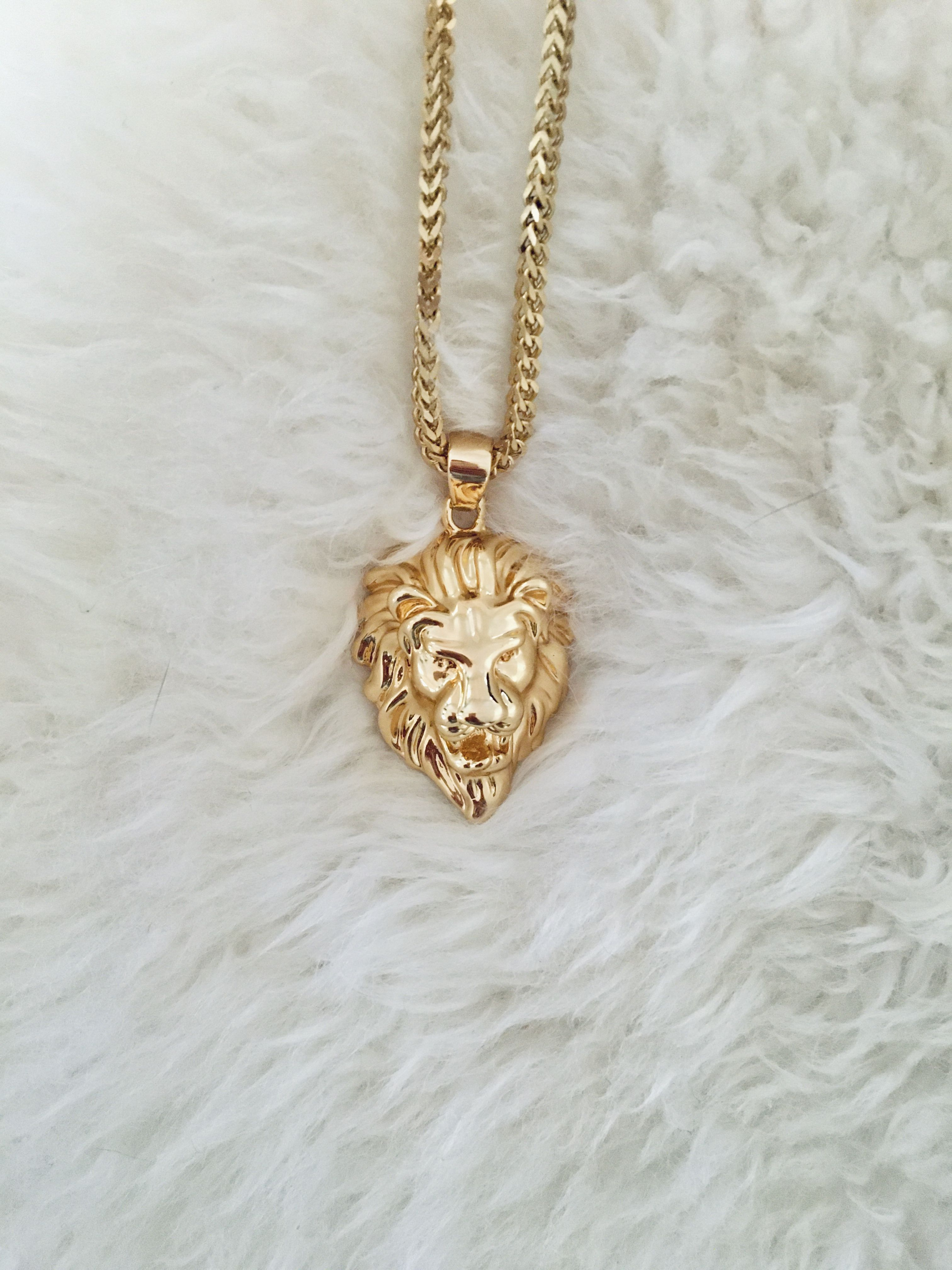 Made to Order Golden Lion Mini Halo