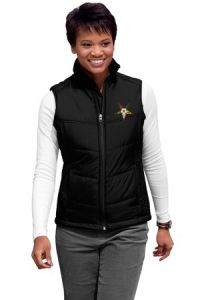 b21e46babbf Eastern Star Embroidered Port Authority - Ladies Puffy Vest.  EMBL709      70.95 - FreeMason Store