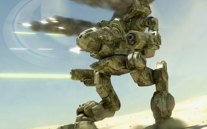 Sand Robots Desert Fantasy Art Mechwarrior Battletech Science Fiction 1920x1200 Wallpaper Mech Mecha Science Fiction