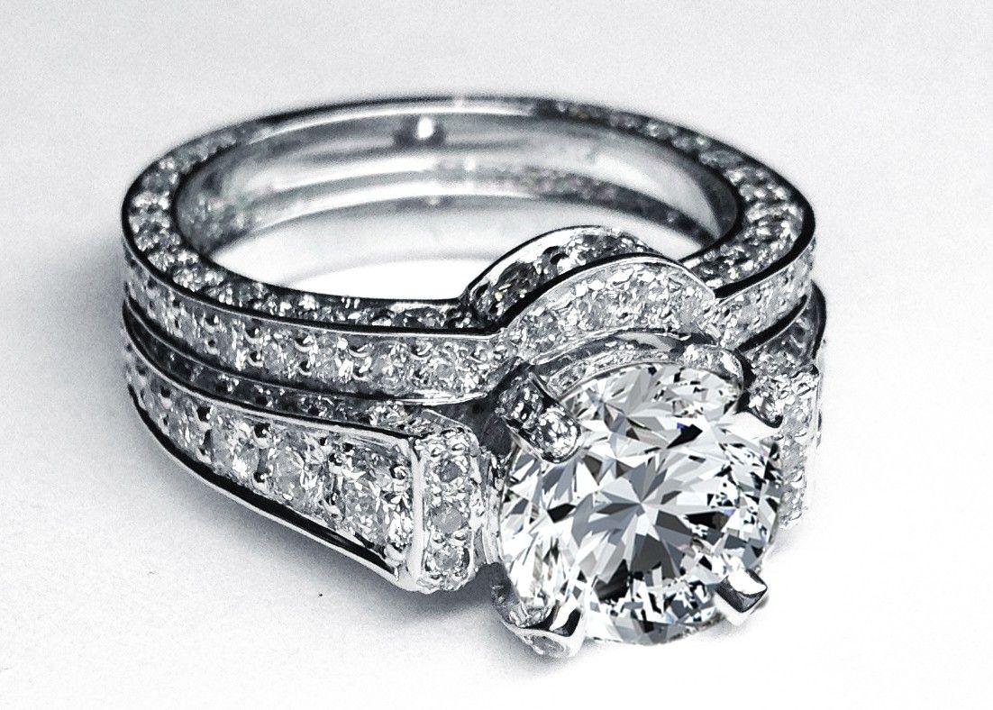Fashionjewellery Big Diamond Wedding Rings in italy wedding