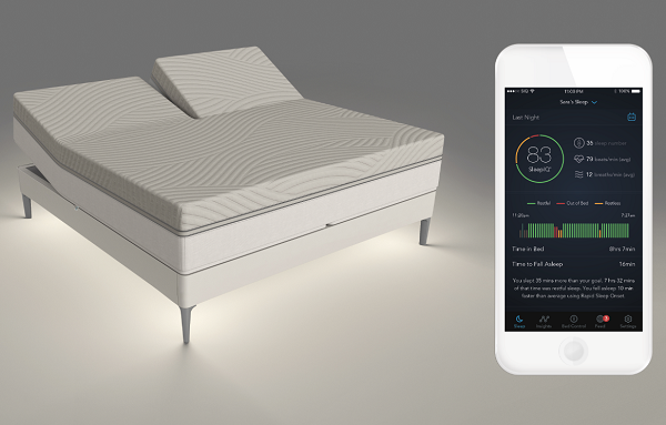 Ces 2018 Sleep Number 360 Smart Bed With Automatic Snore Detection And Adjustment Announced Price Availability Videos Smart Bed Snoring Good Night Sleep