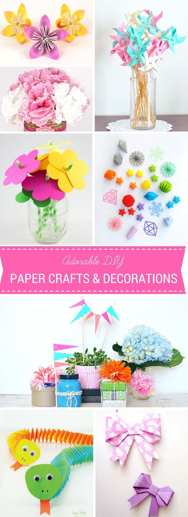 43++ Construction paper crafts for adults ideas