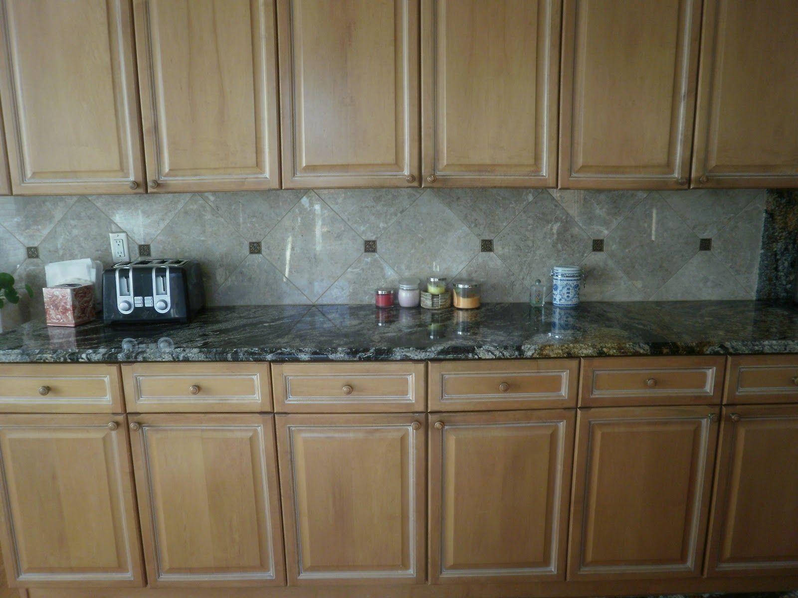 Marble Backsplashes Kitchen After Marble Backsplash