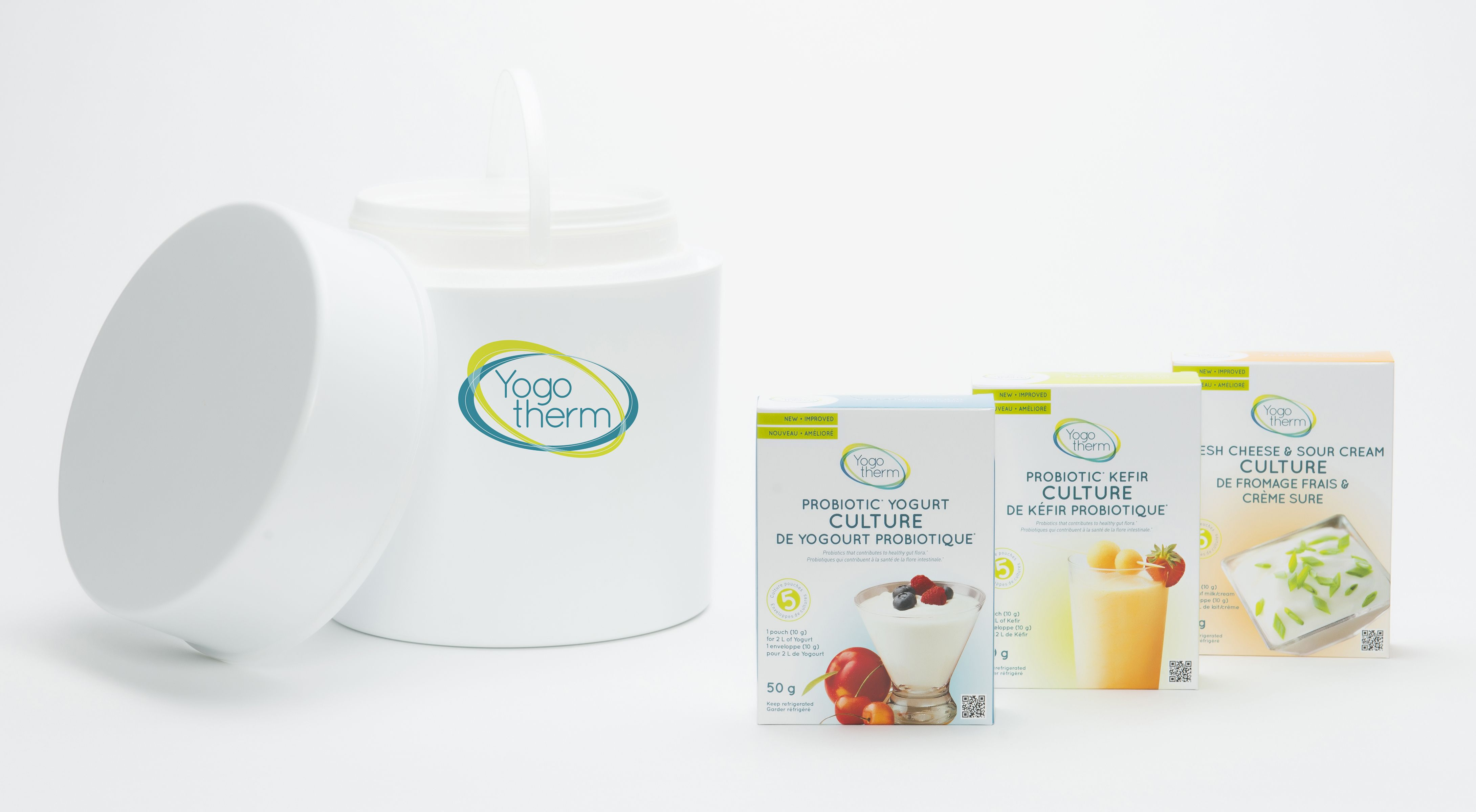Yogotherm Yogurt Maker 2 QT