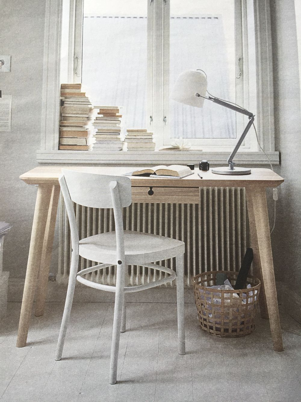 Ikea Lisabo Study room decor, Home study rooms, Home deco