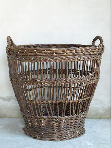 Woven Willow bucket
