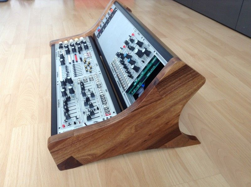 Hand Crafted Eurorack Modular Synth Design Cases By Weedywhizz