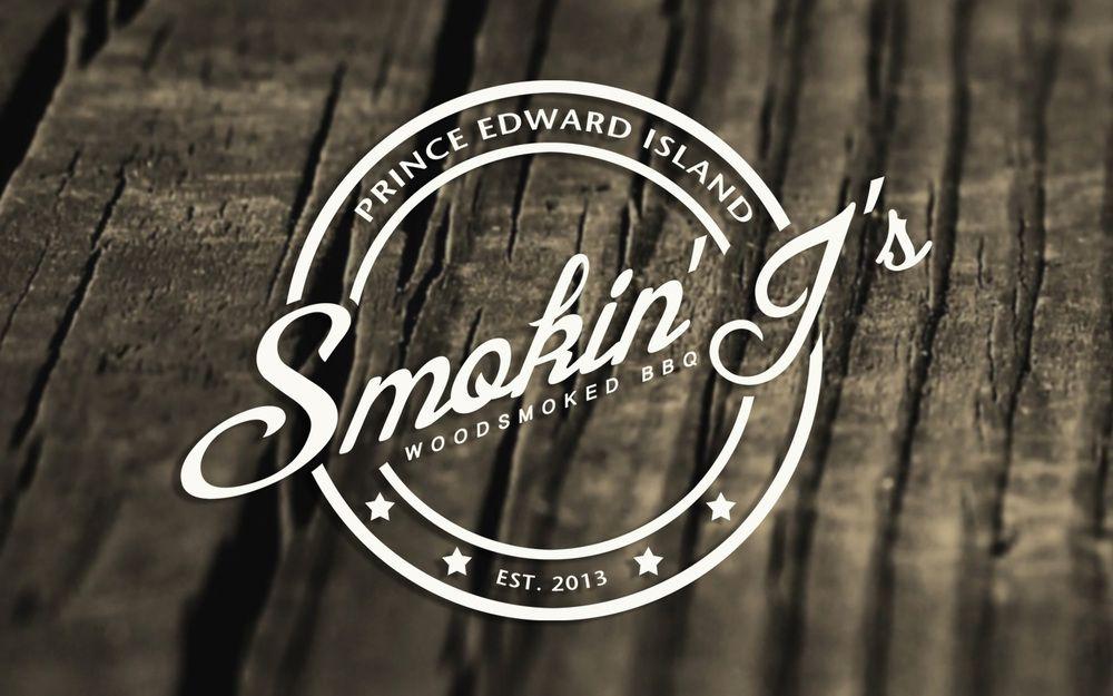 Brand Identity for 'Smokin' J's' BBQ Restaurant Based on