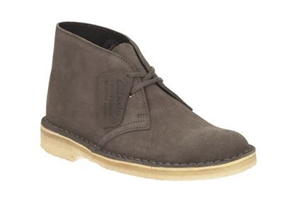 be3db78b221 Clarks Desert Boot., Dark Taupe, Womens Originals Boots | shoes ...