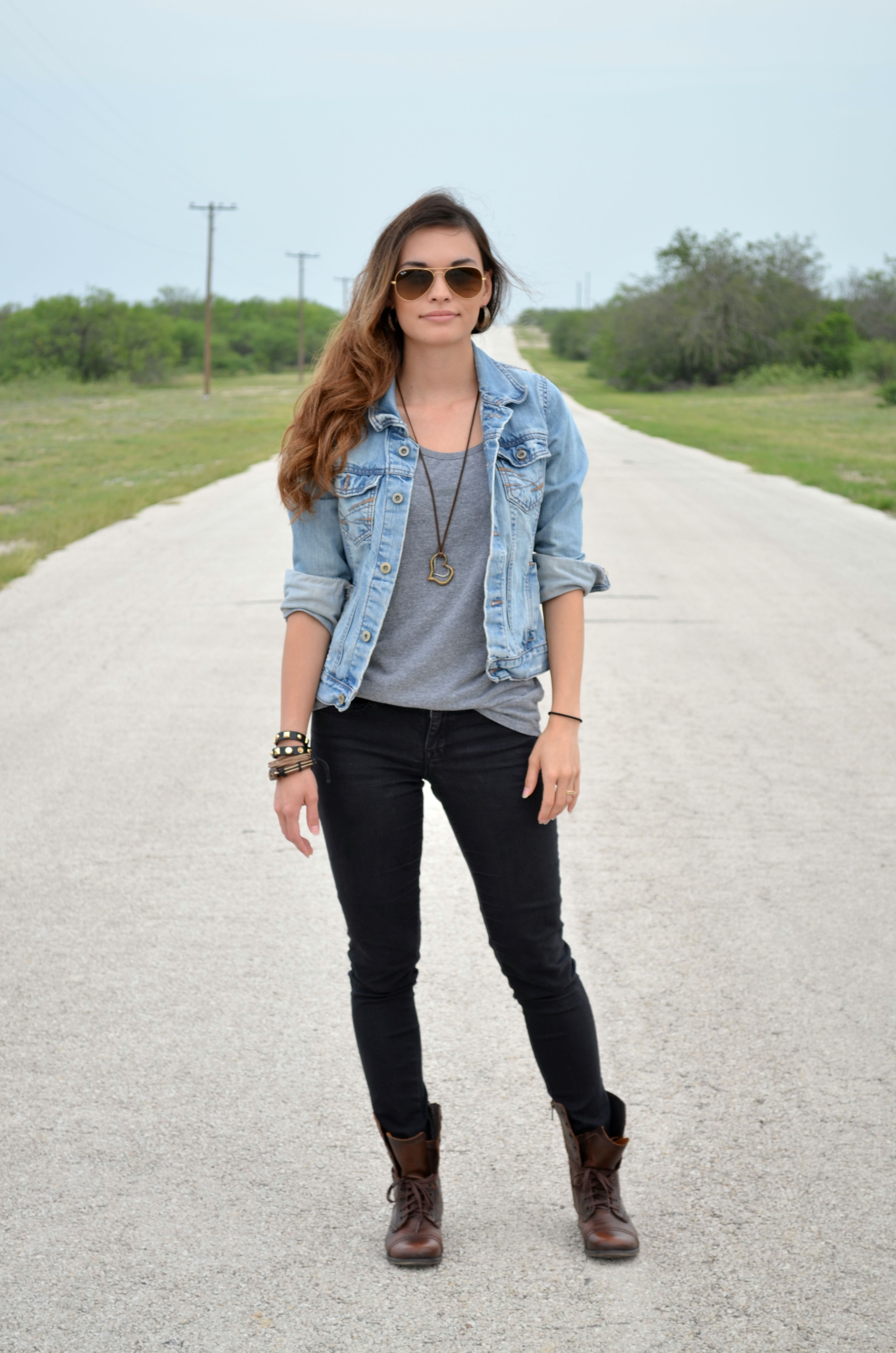 Fall cute outfits with combat boots photo catalog photo