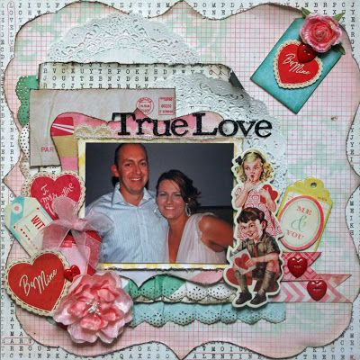 Reveal Time at My Creative Scrapbook! (With images ...