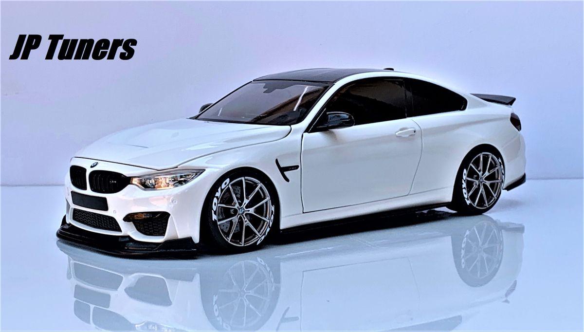 Photo of ★★★1:18 BMW ///M4 GTS TUNING JP Tuners-UNIQUE★MODIFIED CUSTOM-UMBAU-★★★NO M5 M3   eBay