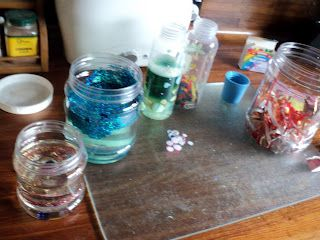 Adventures at home with Mum: Discovery bottles