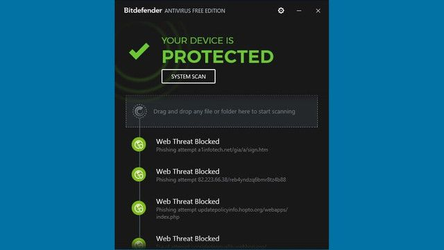 The Best Free Antivirus Protection for 2019 | Information