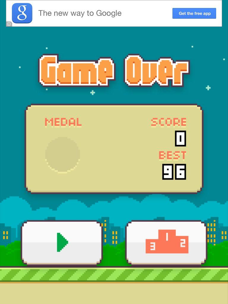 Flappy bird hogh score flappy bird addicting games games