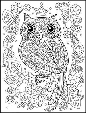 Pin By Maria Eriksson On Coloring Pages Owl Coloring Pages Free Adult Coloring Pages Coloring Pages
