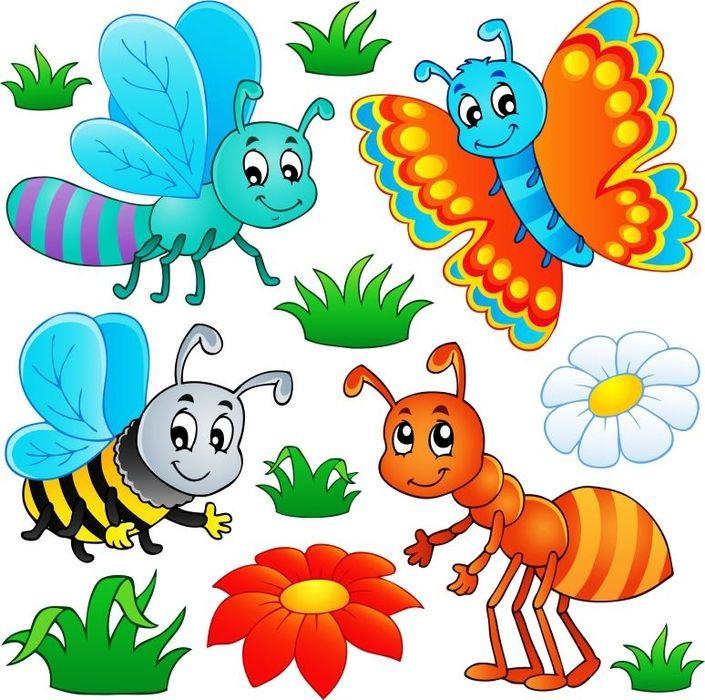 Insectos Debate Sobre Liveinternet Servicio Rusos Diarios Online Flores Caricatura Cliparts Gratuitos Clipart