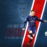 Most Good Looking Manchester United Wallpapers Computer Free Kick David Beckham Paris Saint-Germain Football Wallpaper HD