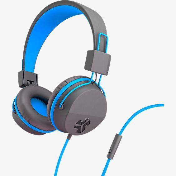 Jbuddies Volume Safe Over-Ear Headphones with Mic