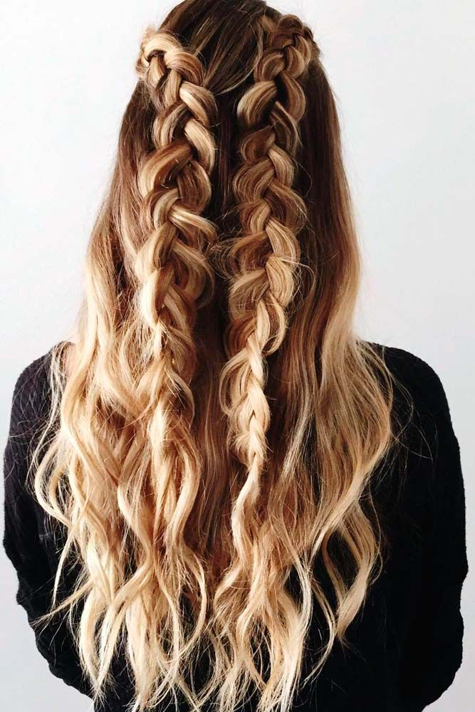 24 Cute Hairstyles for a First Date | Consideration, Hair style and ...