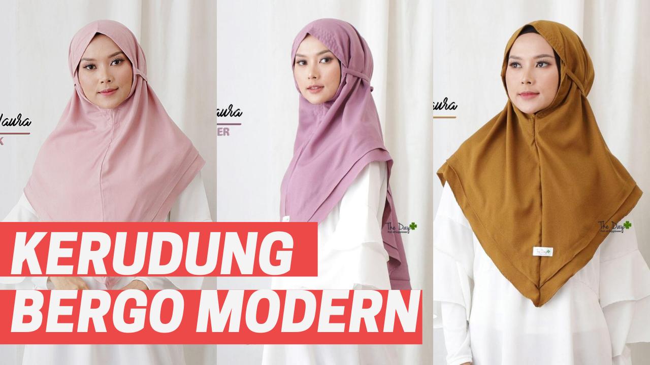 Pin On Hijab Bergo Terkini 2020