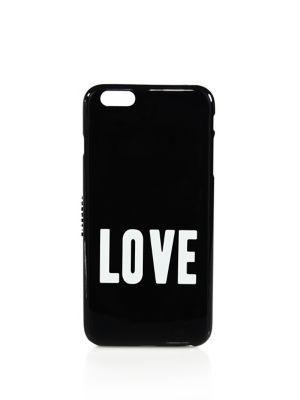 on sale d98b9 5c43e GIVENCHY Love iPhone 6 Plus Case. #givenchy #case | Givenchy ...