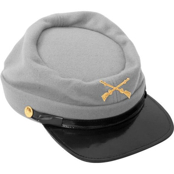 Wool Confederate Cap