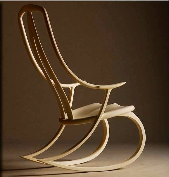 Lovely rocking chair ...   Furniture   Pinterest   Rocking chairs ...
